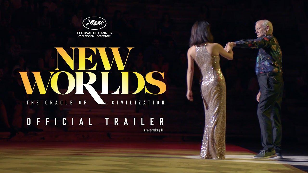 New Worlds, Bill Murray