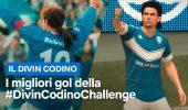 Roberto Baggio: la sfida di Netflix su Fifa 21 con i giocatori che ricreano i gol del Divin Codino (video)