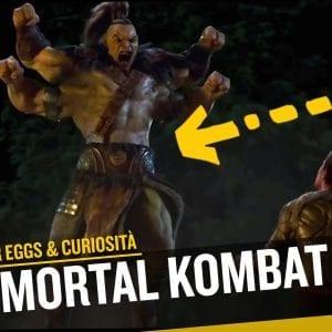 mortal kombat 2021 easter egg