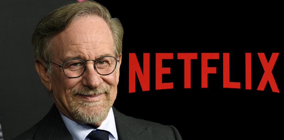 netflix, Steven Spielberg, Amblin
