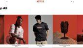 Netflix punta sul merchandising, online uno store ufficiale con t-shirt e action figure in edizione limitata