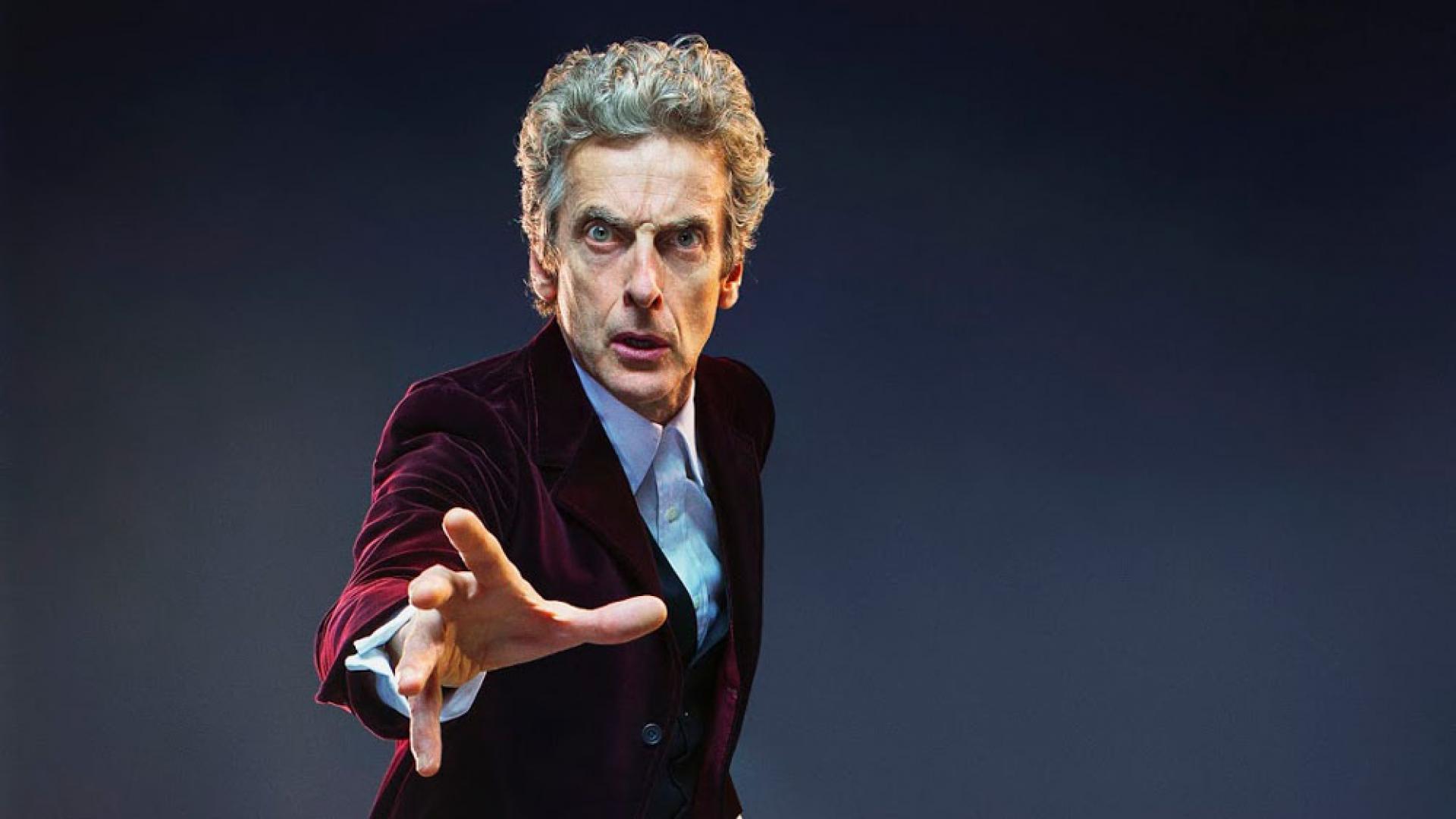 Peter Capaldi, The Devil's Hour
