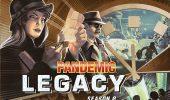 Recensione Pandemic Legacy season 0: caccia alla spia nel pieno della guerra fredda