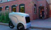 REV-1: il robot fattorino che consegna le pizze ad Austin