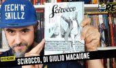 Scirocco di Giulio Macaione - Recensione #IlTronoDelRe