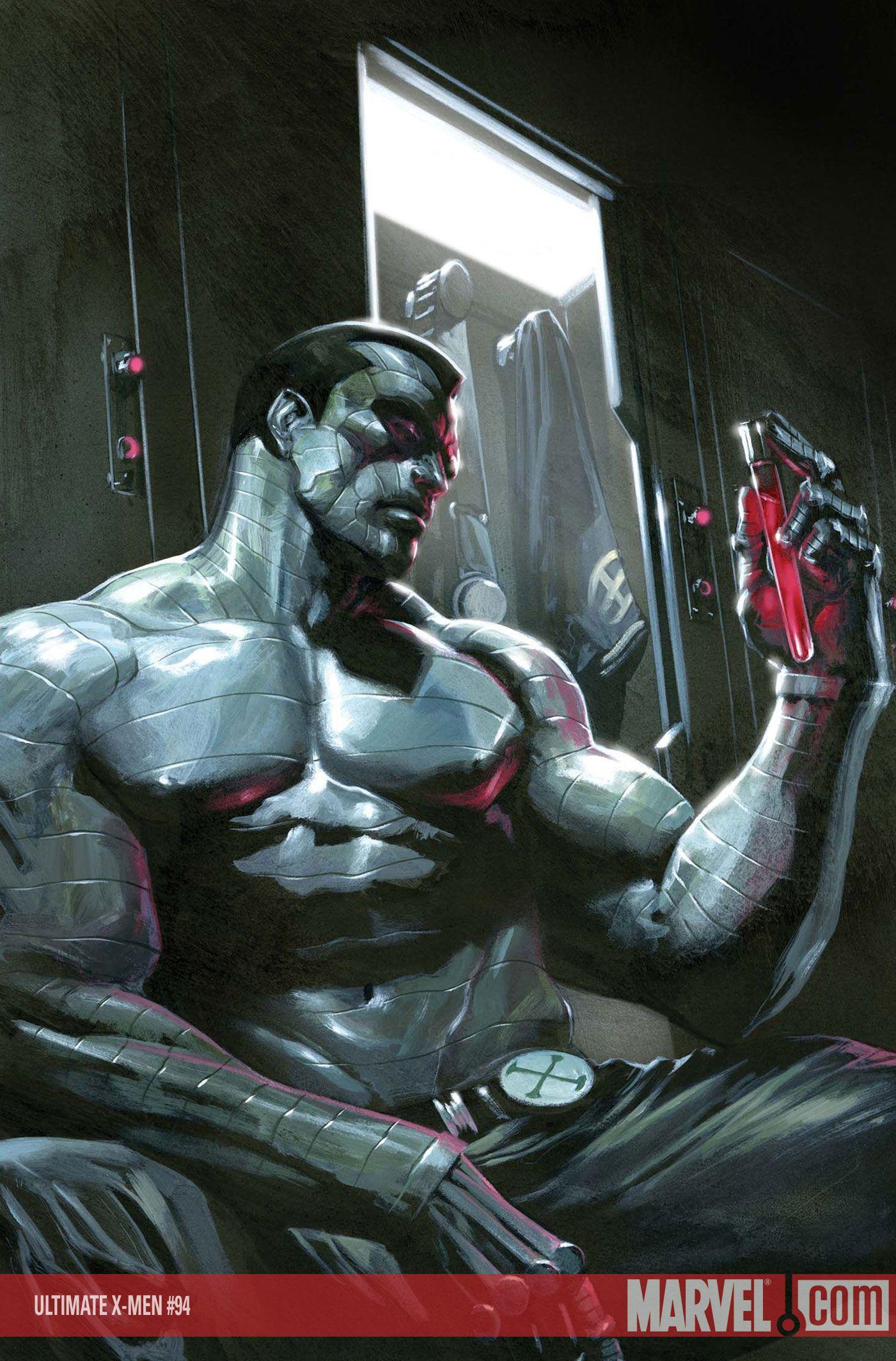supereroi LGBTQ+ Colossus