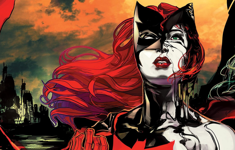 supereroi LGBTQ+Katherine Kane