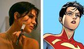 The Flash: i video dal set londinese ci mostrano Supergirl e... la batmobile?