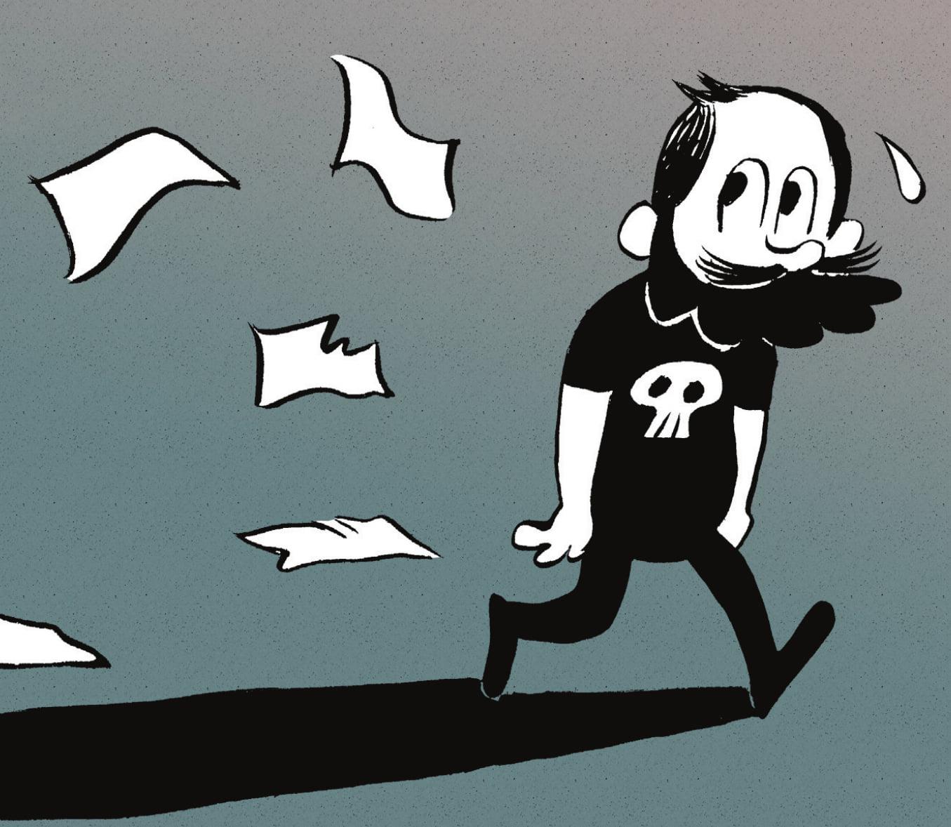 Tuono Pettinato ci lascia: il fumettista toscano aveva solo 44 anni