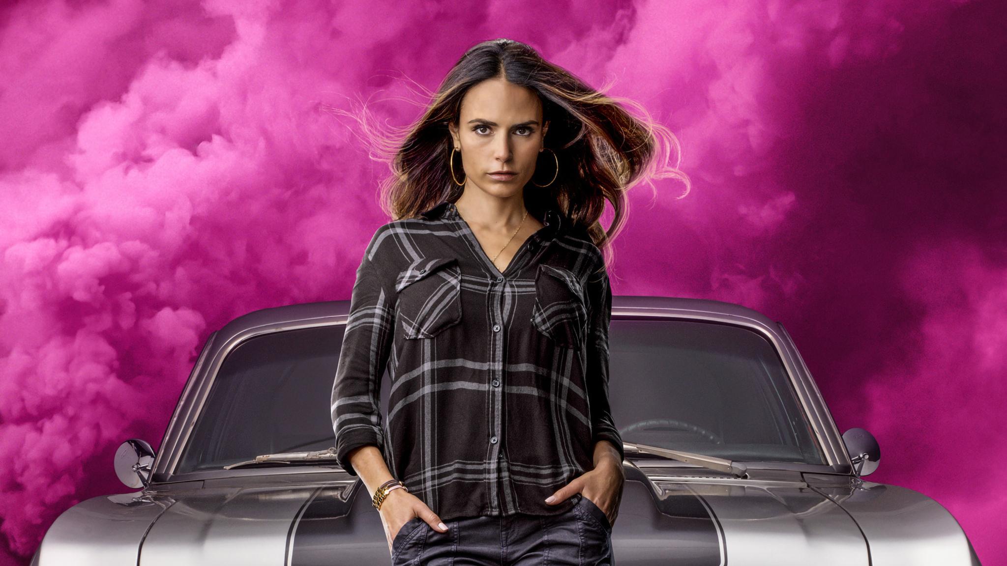 Fast and Furious femminile, Jordana Brewster