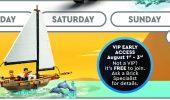 LEGO Sailboat Adventure, svelato il set in regalo nato dal contest estivo su LEGO Ideas [AGGIORNATO]