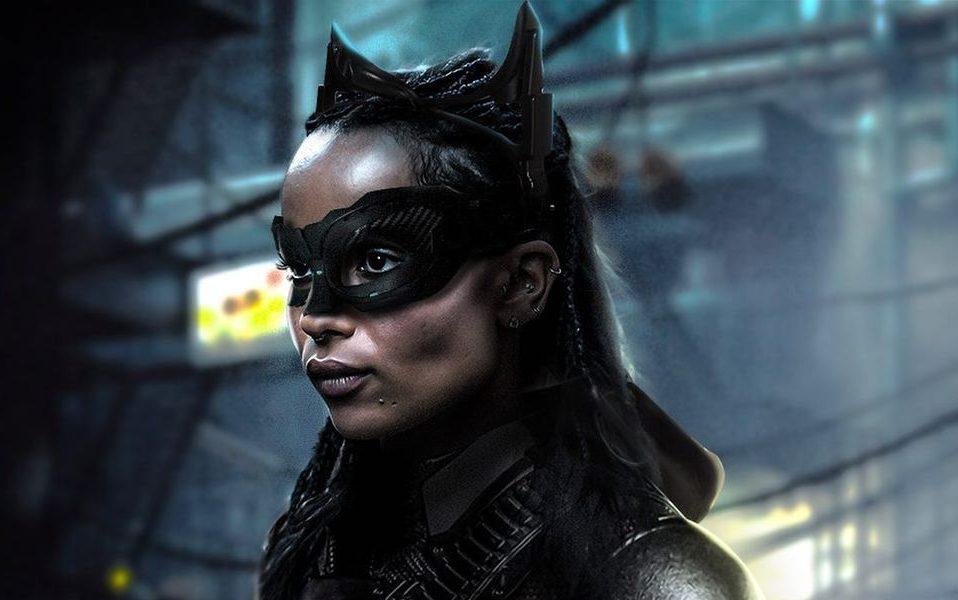 The Batman, Catwoman