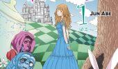 Alice in Wonderland: il manga di Jun Abe