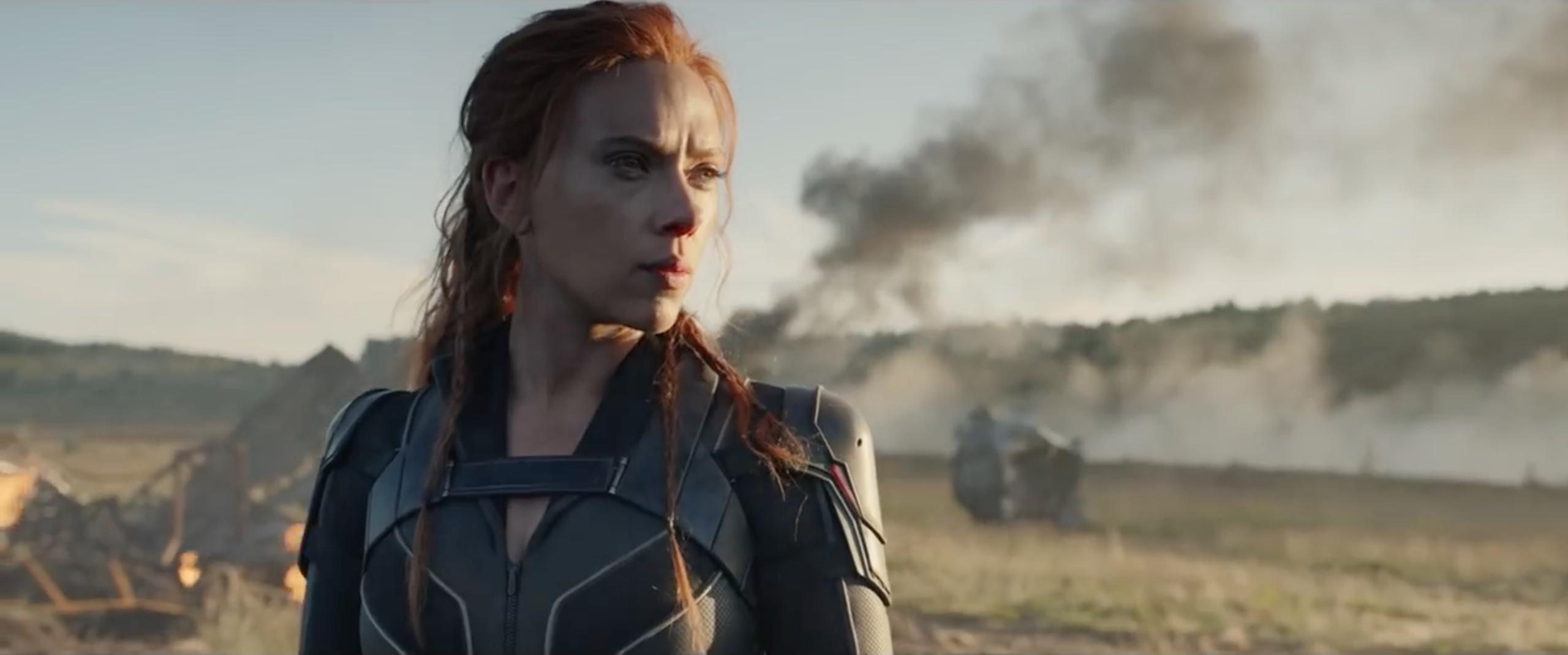 Black Widow, Disney+ ottobre 2021