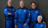 Blue Origin: dove guardare il lancio di Jeff Bezos nello spazio