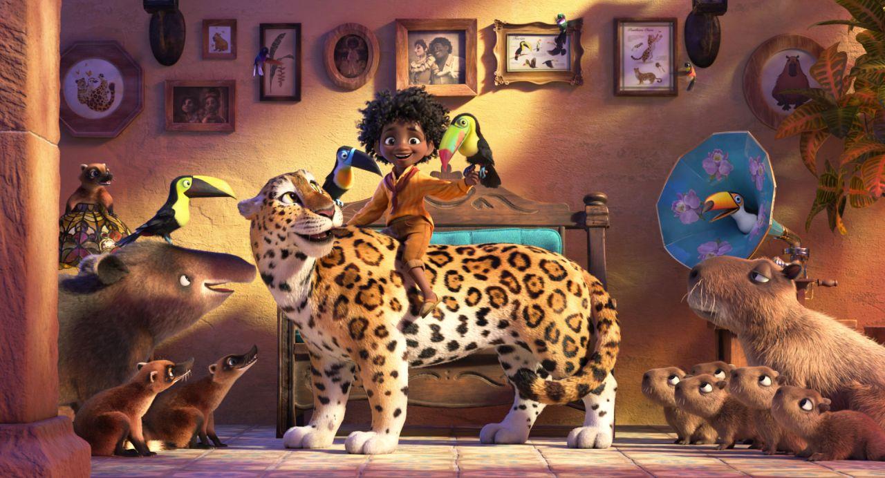 Encanto: trailer italiano, nuovo poster e due immagini ufficiali del nuovo  film Disney | Lega Nerd