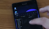 Windows 11: un video mostra l'OS in funzione su un Windows Phone