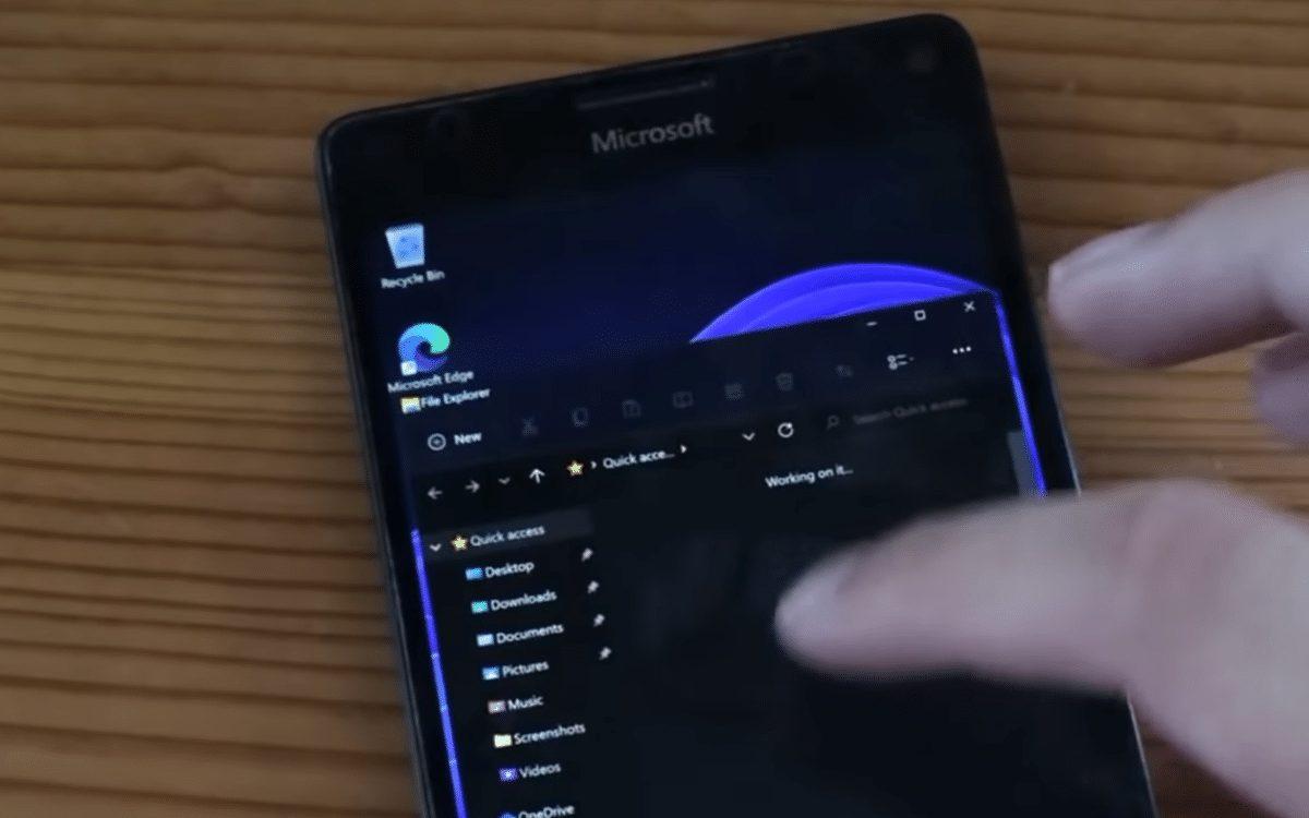 Lumia windows 11