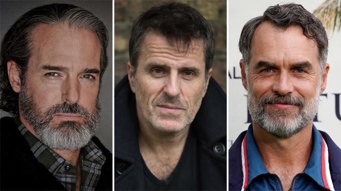 Jeffrey Pierce, Murray Bartlett, Con O'Neill, The Last of Us