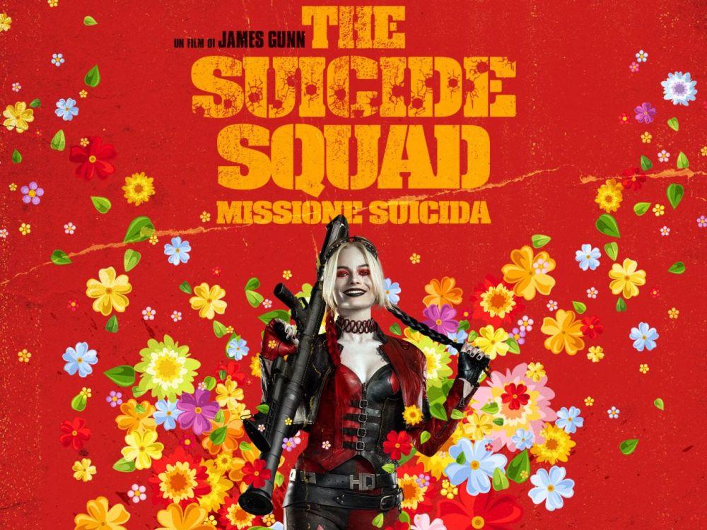 Suicide Squad Missione Suicida Harley cover