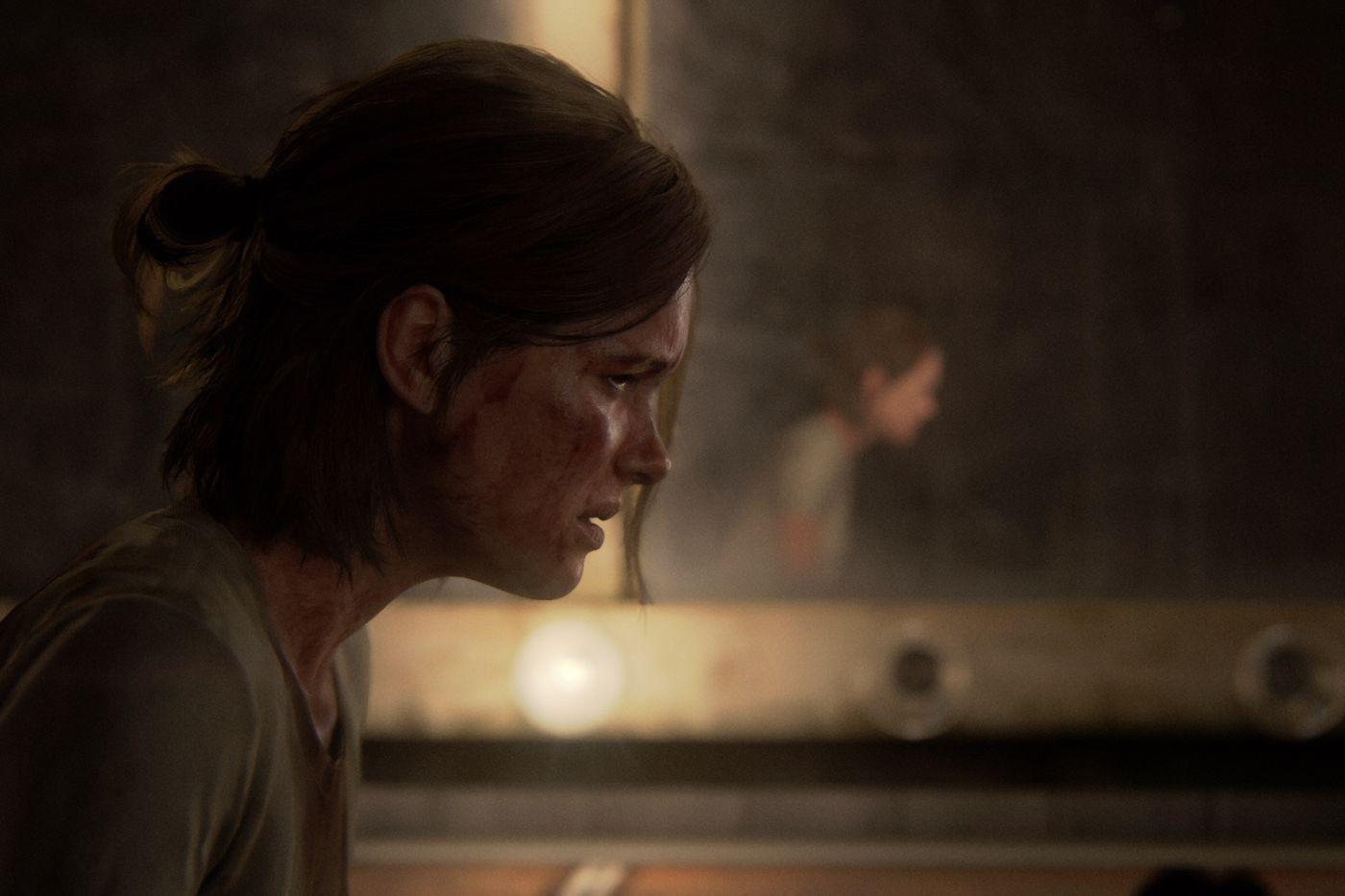 The Last of Us Parte II Ellie Videogiochi al confine con il cinema
