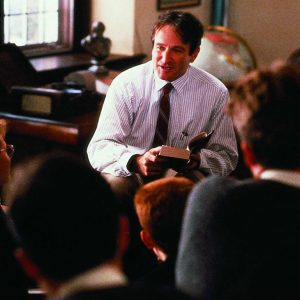 L'attimo fuggente, perchè amiamo il professore Keating, Robin Williams