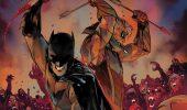 DC vs Vampires: il fumetto con la Justice League contro i vampiri in uscita a ottobre