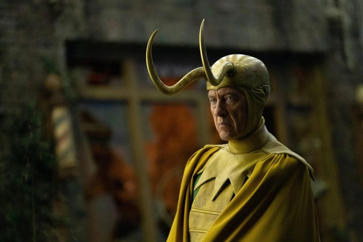 easter egg del quinto episodio di Loki - richard e grant