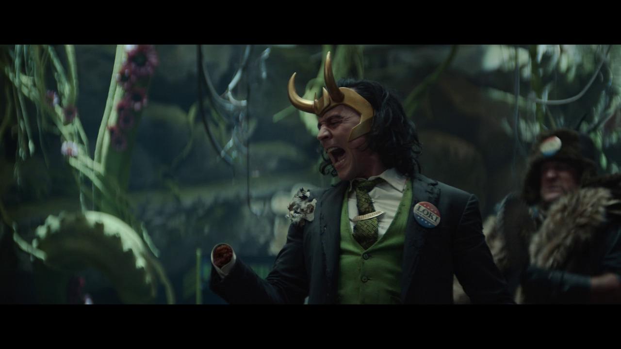easter egg del quinto episodio di Loki - vota loki