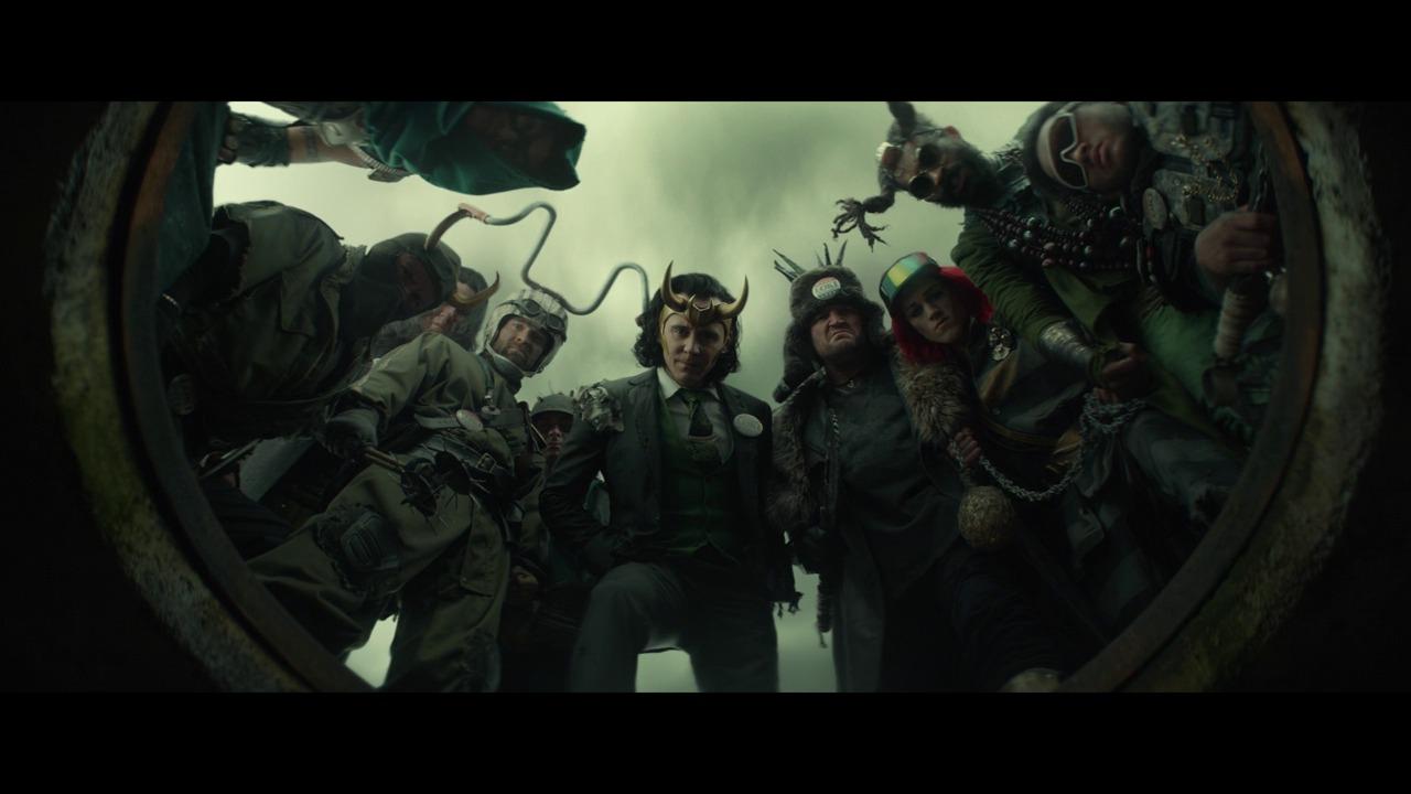 easter egg del quinto episodio di Loki - loki varianti