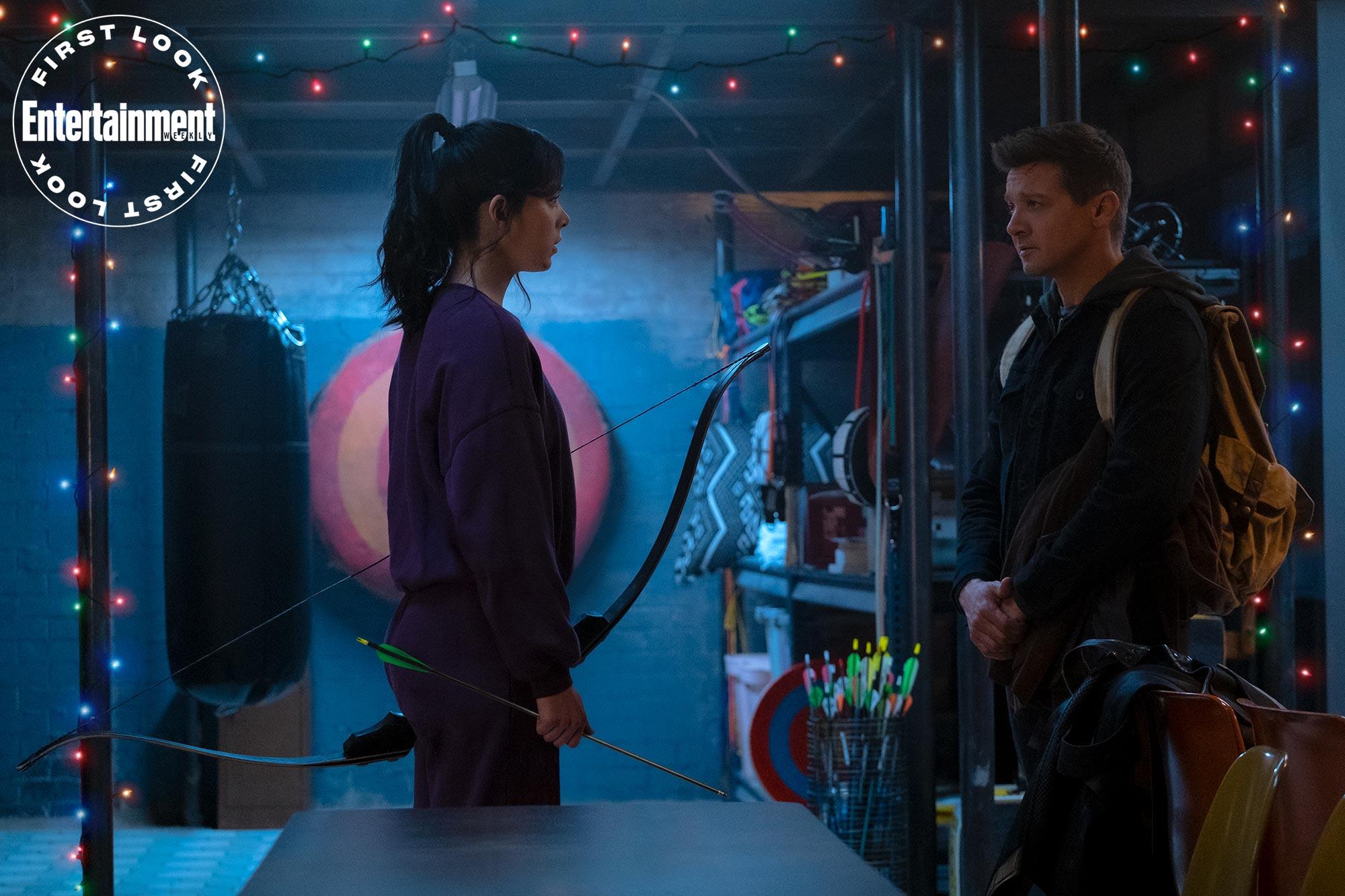 Hawkeye, Disney+
