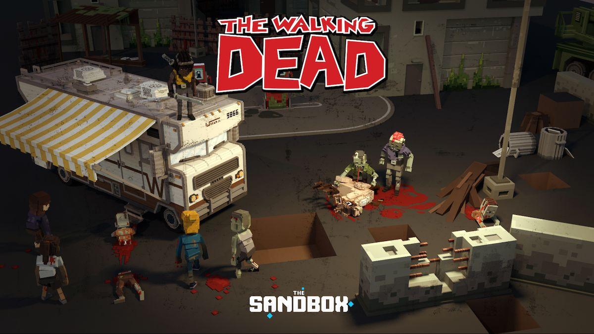 The Sandbox - The Walking Dead