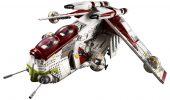 LEGO Republic Gunship, annunciato il tanto atteso set Star Wars UCS 75309 scelto dagli AFOL