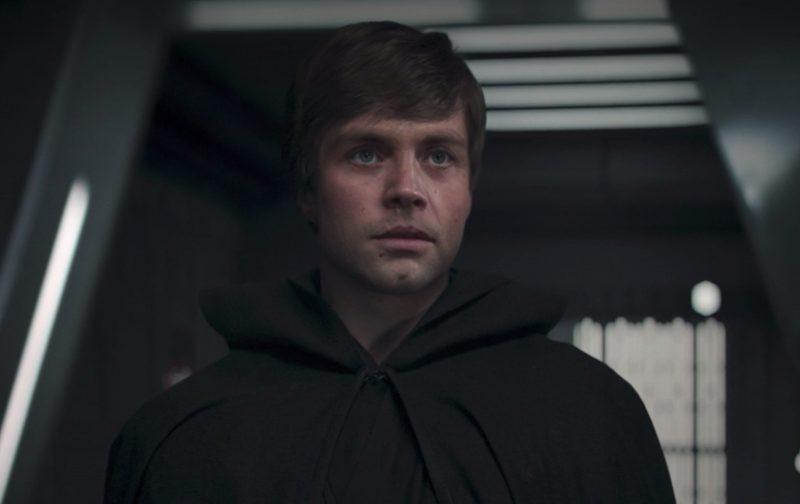 mandalorian, deepfake, Luke Skywalker
