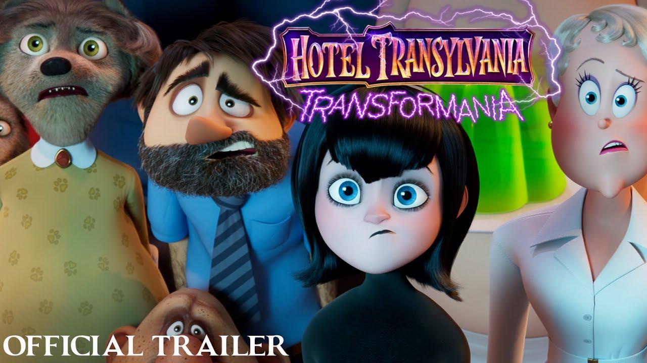 Hotel Transylvania: Uno scambio mostruoso