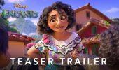 Encanto: il teaser trailer del nuovo lungometraggio d'animazione Disney