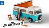 LEGO Volkswagen T2, annunciato il set 10279!