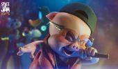 Space Jam: New Legends - Una clip con Porky Pig rapper