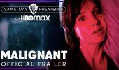 Malignant: il trailer del nuovo film di James Wan
