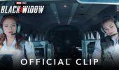 Black Widow: ecco la clip Prison Break del film Marvel