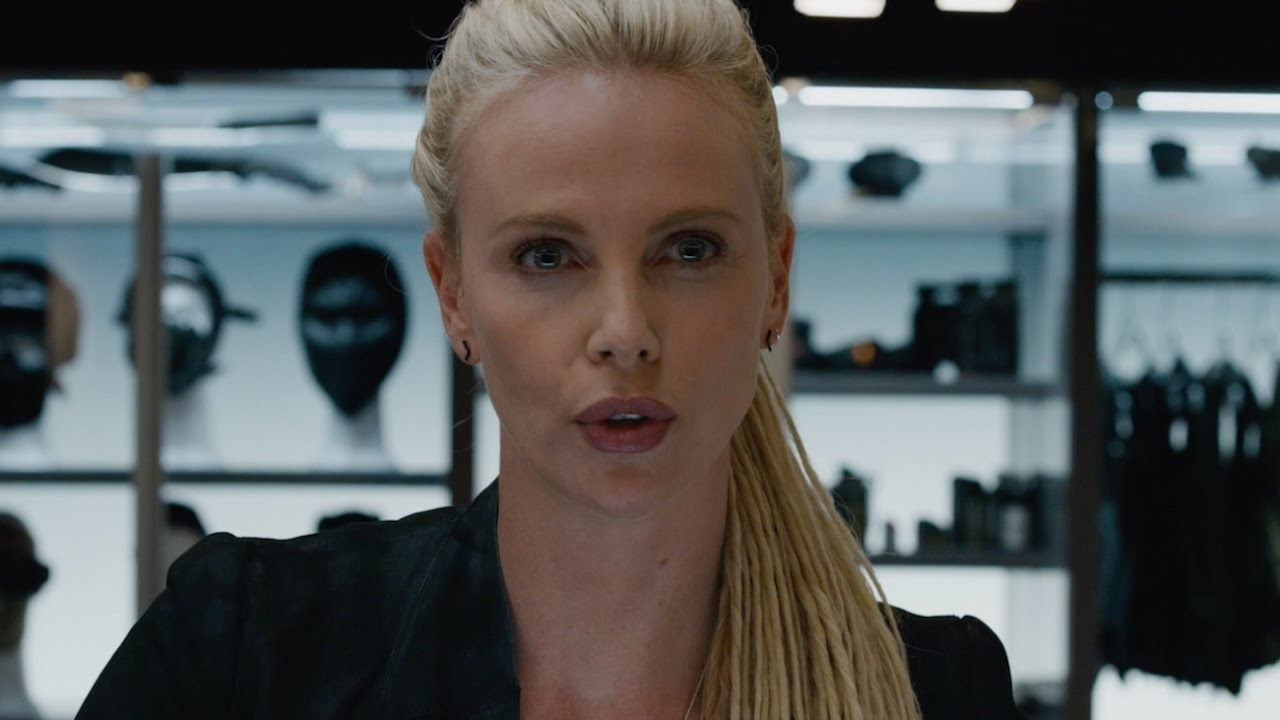Fast and Furious, Charlize Theron