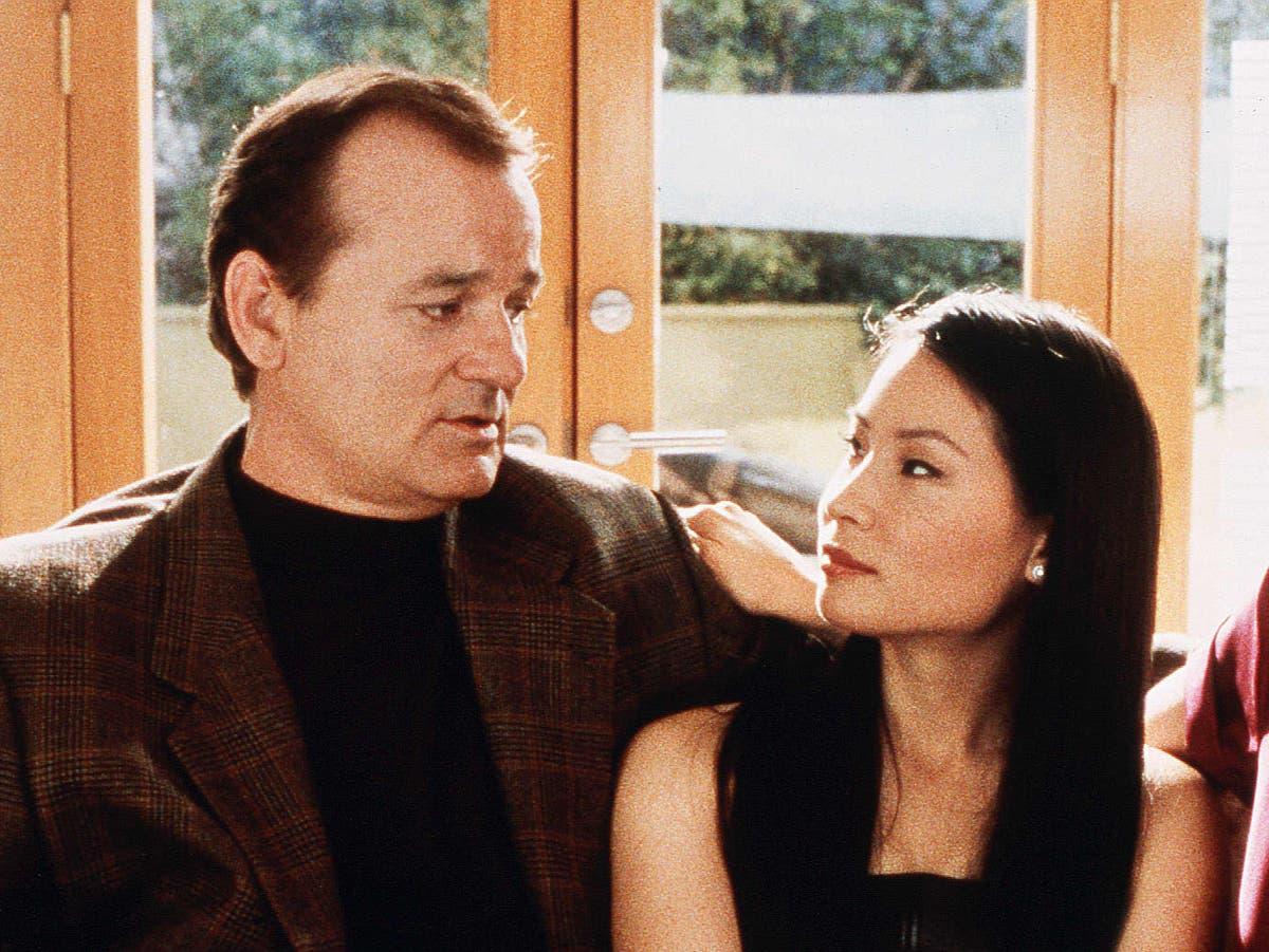 Bill Murray, Lucy Liu, Charlie's Angels