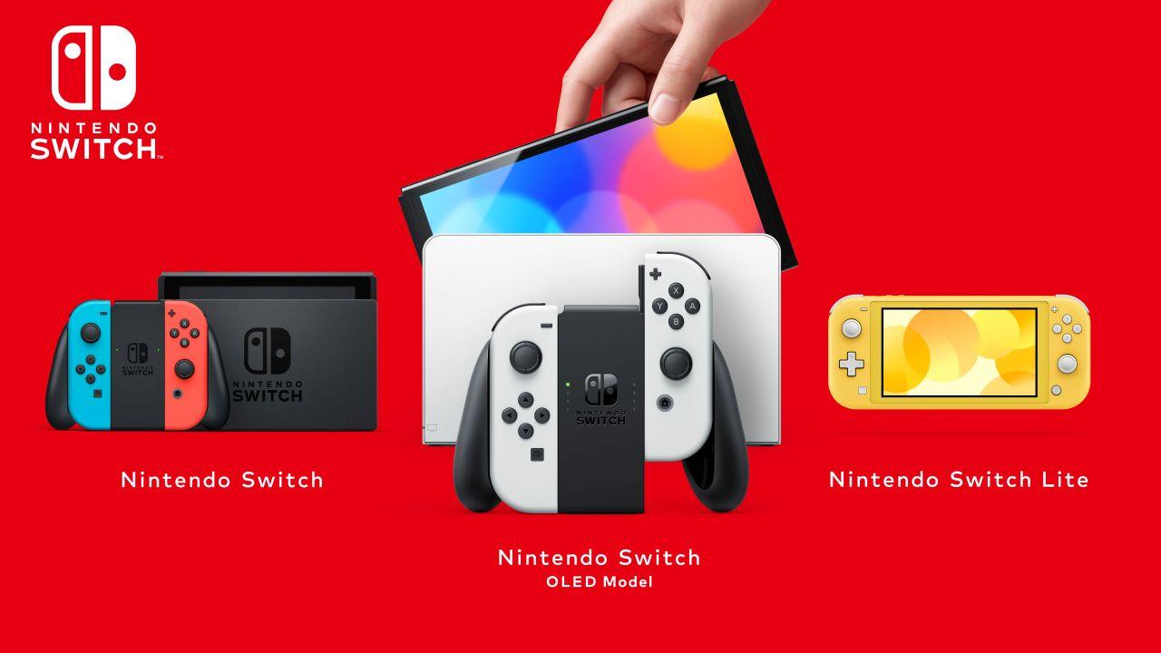 nintendo switch family