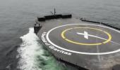 A Shortfall of Gravitas: la terza nave autonoma di SpaceX si mostra in un video condiviso da Elon Musk