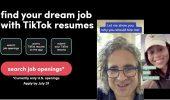 TikTok anche per le offerte di lavoro, negli USA parte il test