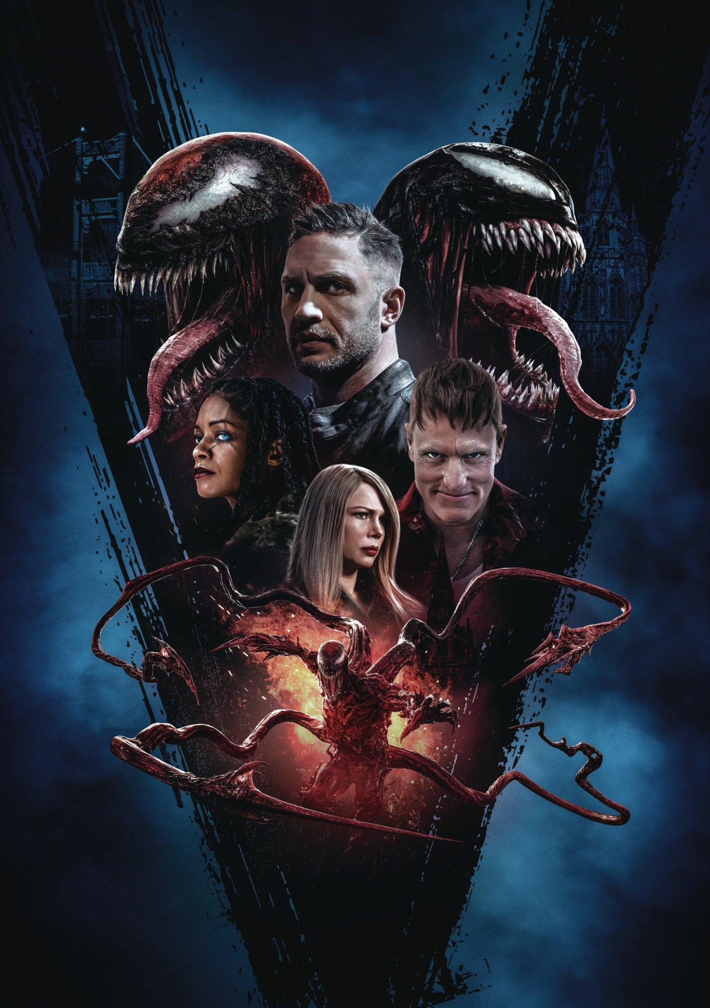 Venom: La furia Carnage