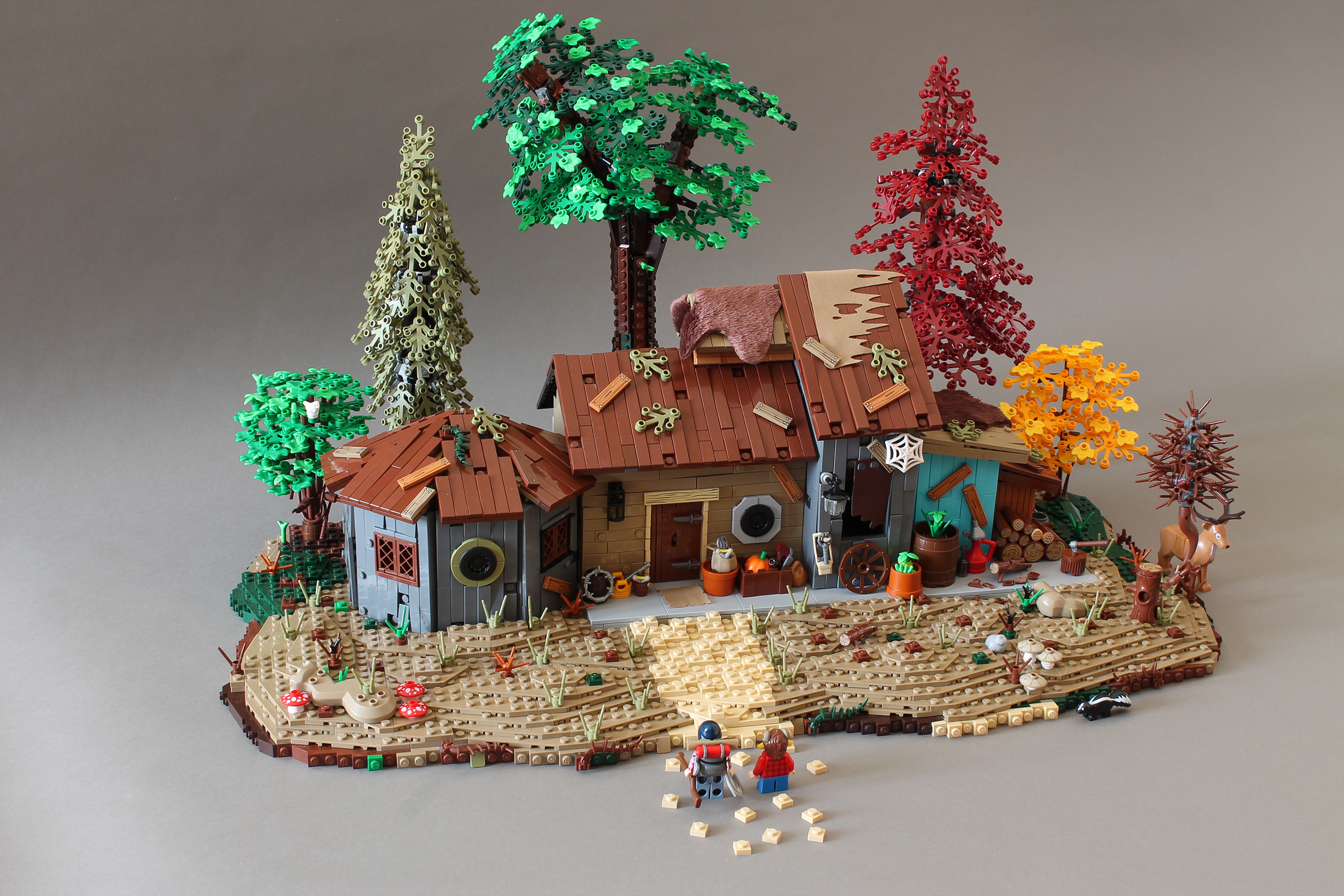 lego sweet tooth
