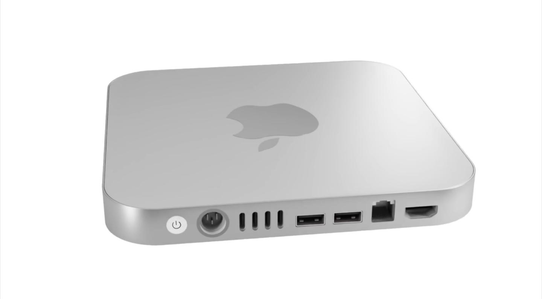 Mac mini M1X
