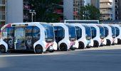 Toyota e-Palette: il minibus a guida autonoma colpisce un'atleta paralimpico, l'azienda sospende il progetto