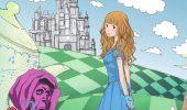 Alice in Wonderland, la recensione del manga di Jun Abe tratto dal film di Tim Burton